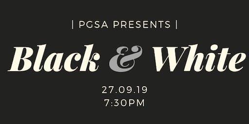 PGSA Black & White 193