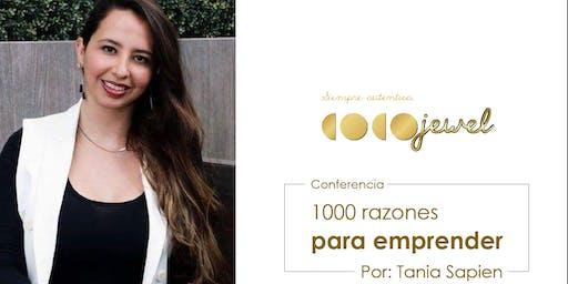 1000 RAZONES PARA EMPRENDER - URUAPAN