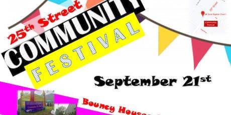 Church Hill Community Festival tickets
