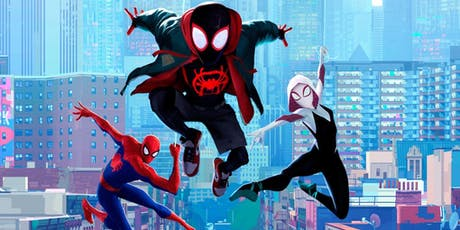 Spiderman: Into the Spider-Verse tickets