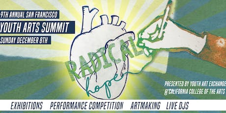 9th Annual San Francisco Youth Arts Summit tickets
