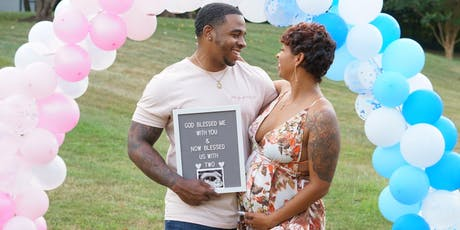 Troy and Carter's Baby Shower  tickets
