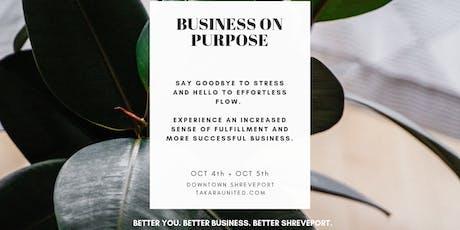 Intentional Entrepreneur Workshop Series tickets