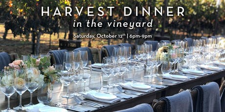 Cosentino Harvest Dinner in the Vineyards tickets