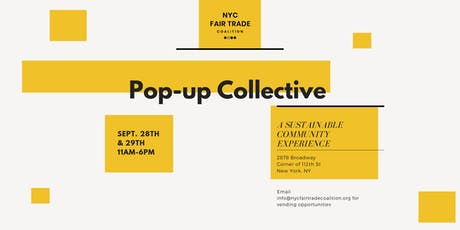 NYC FTC Pop-Up Collective tickets