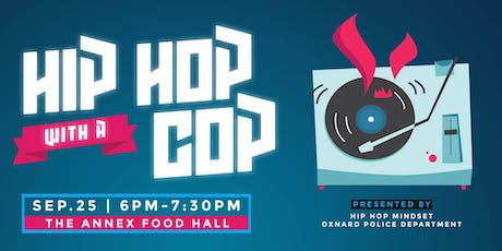 Hip Hop With A Cop tickets