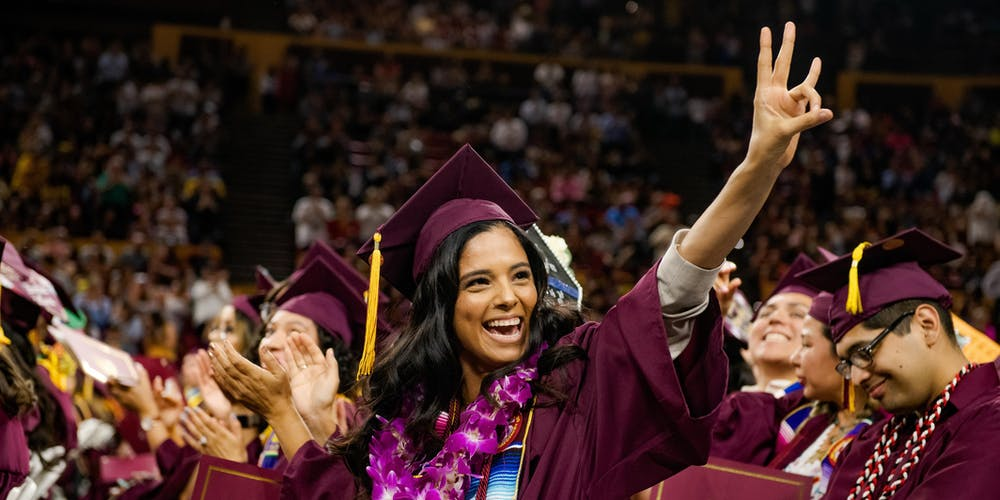 Asu Events Calendar 2020.Asu Prep Graduation 2020 Tickets Fri May 22 2020 At 9 30