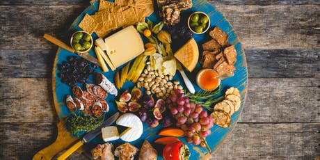 Demystifying The Cheese Board: The Accompaniments tickets