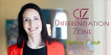 Differentiation Zone Strategy Camp: Discovery tickets