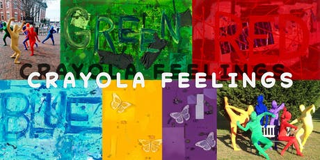Crayola Feelings tickets