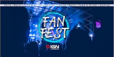 FanFest IGN boletos