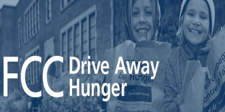 FCC Drive Away Hunger Charity BBQ Lunch tickets