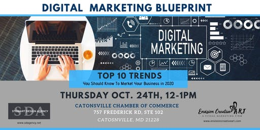 Digital Marketing Blueprint: 10 Marketing Trends for 2020
