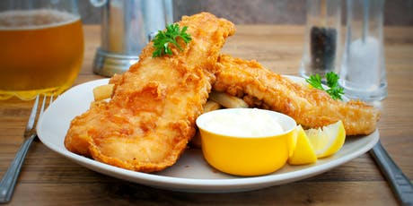 Kid's Kitchen: Fish & Chips tickets