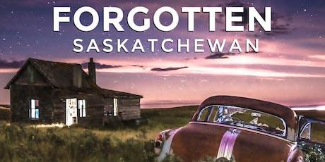 Book signing - Forgotten Saskatchewan tickets