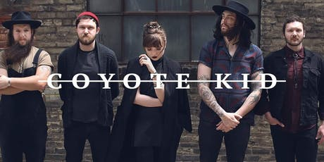 "Coyote Kid ""The Skeleton Man"" Album Release Show tickets"