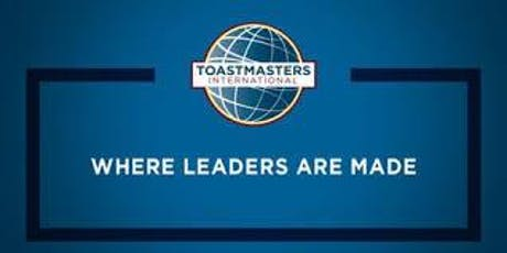 Limerick Toastmasters Open Night tickets