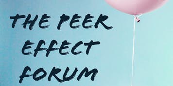 The Peer Effect Forum