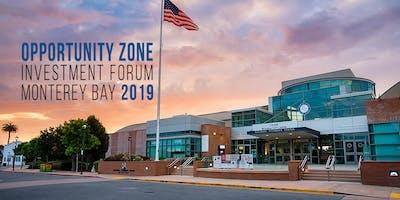 Monterey Bay Opportunity Zone Investment Forum