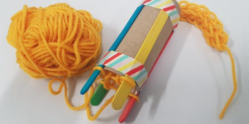 Kidz Connect: French Knitting