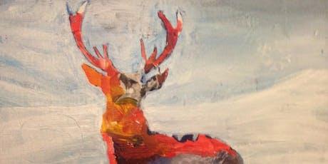 Sip of Art: The Winter Buck tickets