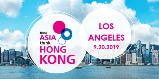 Think Asia, Think Hong Kong - Business Matching Session