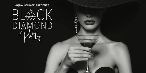 Black Diamond Party at Aqua Lounge