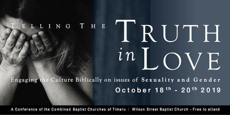 Truth in Love Conference 2019 tickets