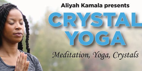 Crystal Yoga  tickets
