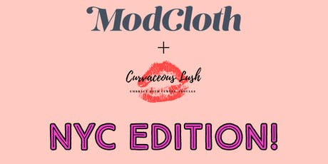 Curvy Girl Shopping Party with ModCloth *NYC Edition* tickets