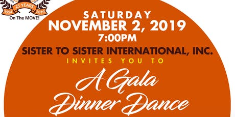 STSI 25th Anniversary Gala Dinner Dance  tickets