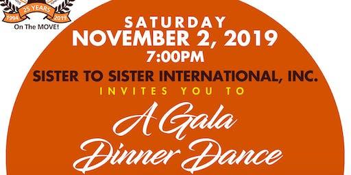 STSI 25th Anniversary Gala Dinner Dance