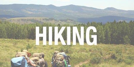 Hiking, Benham Falls tickets