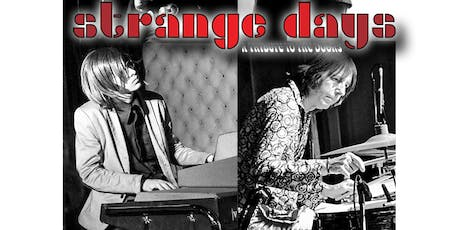 Strange Days - Tribute to The Doors tickets
