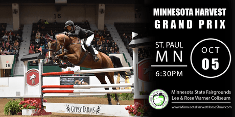 2019 MINNESOTA HARVEST GRAND PRIX tickets