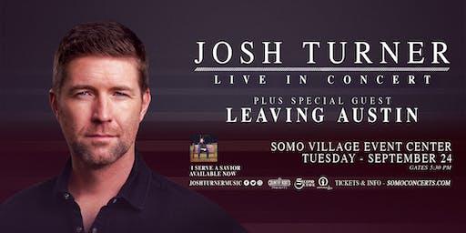 Josh Turner @ SOMO