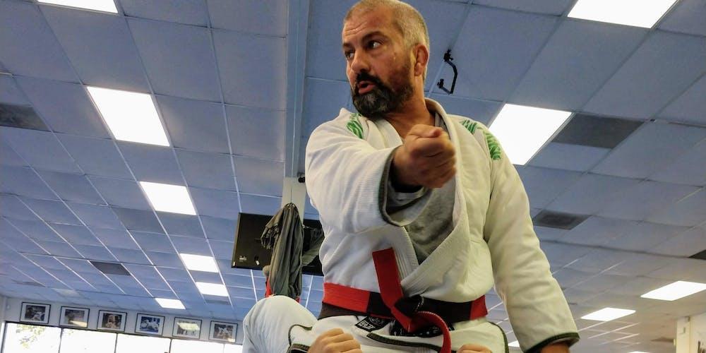 Carlos Machado Jiu-Jitsu Seminar at Team Legacy