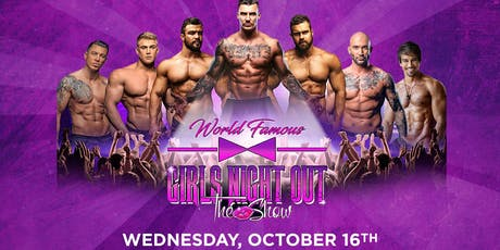 Girls Night Out The Show tickets
