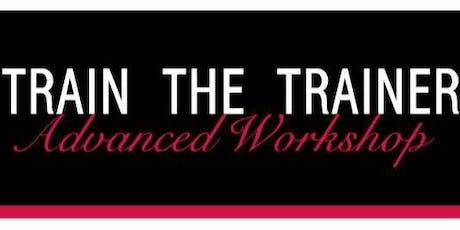 Train the Trainer Advance tickets