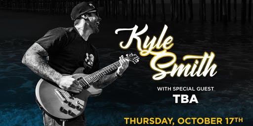Kyle Smith with special guest TBD