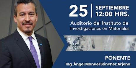 BASF en México, CA&C Químicos de Alto Desempeño tickets