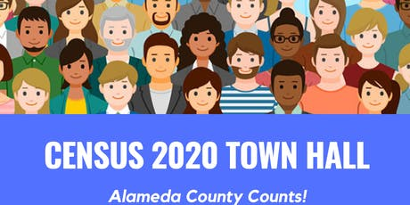 Census 2020 Town Hall for Albany tickets