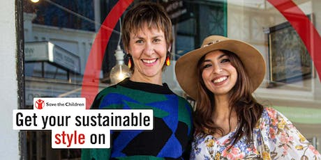 Save the Children workshop on how to be sustainable in Style tickets