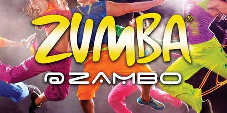 Zumba At Zambo tickets