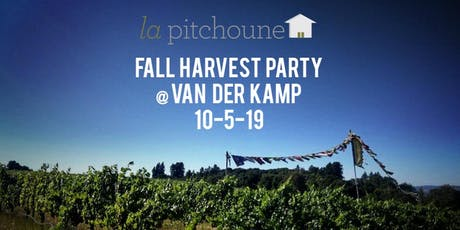 La Pitchoune's Fall Harvest Key Party tickets