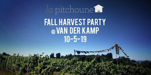 La Pitchoune's Fall Harvest Key Party