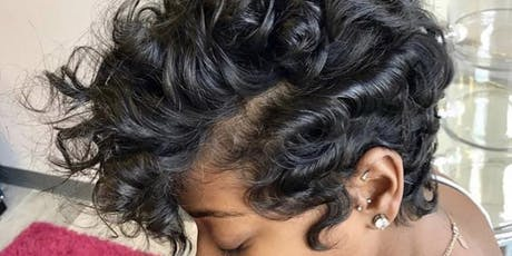 Natural Waves and Cutting with Crystalstyledme tickets