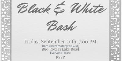 YOU'RE INVITED TO ATTEND  THE TEAGUE CAMPAIGN BLACK & WHITE BASH