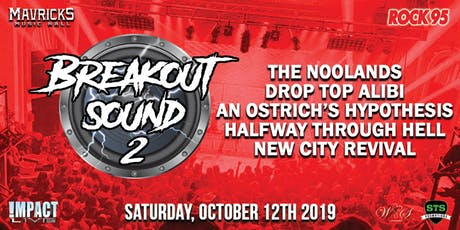 ROCK 95 BREAKOUT SOUND 2 Thanksgiving Concert Party tickets