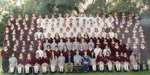 Wantirna College Class of 1999 Reunion